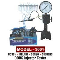 DDBS Injector Tester