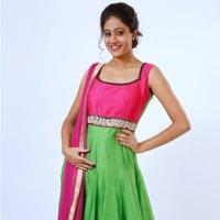 Classic Chanderi Elegant Designer Anarkali Suit