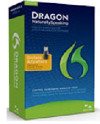 Dragon Naturally Speaking Premium Mobile Software