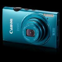 Canon Digital Ixus 125hs Camera