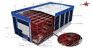 Multi-storey Steel Building