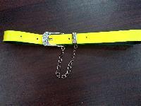 Girls Fancy Leather Belt