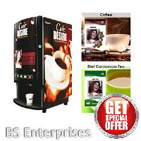Coffee And Tea Vending Machines