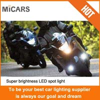 Cree Led Driving Lights For Motorcycle Suv