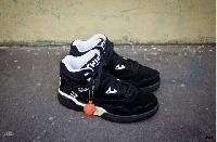 Ewing Athletics 33 Hi Black White Shoes