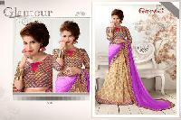 Exclusive Printed Saree 4