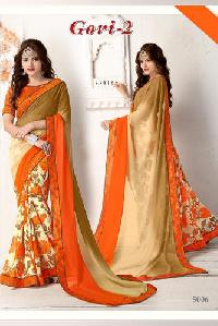 Exclusive Printed Saree 6