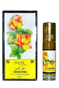 Diamond Perfume Oil