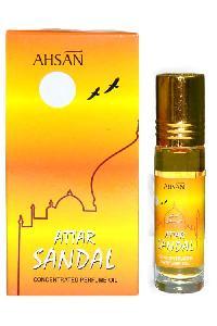 Sandalwood Perfume Oil