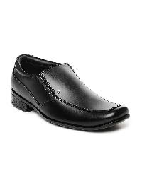 Black Moccasin Shoes
