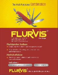 Flurvis Eye Drop