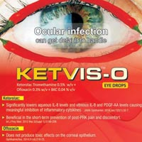 Ketvis Eye Drop