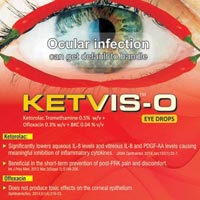 Ketvis O Eye Drop