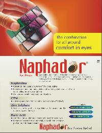 Naphador Eye Drop