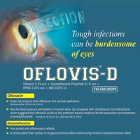 Oflovis D Eye Drop