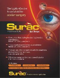 Surac Eye Drop