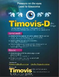 Timovis D Eye Drop
