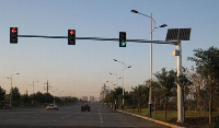 Solar Traffic Signals