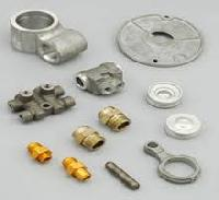 Precision Machined Automotive Parts