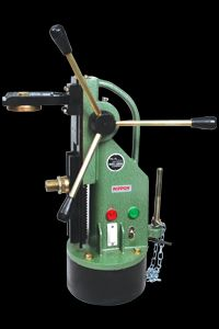 Magnetic Drill Stand Machine