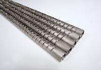 Corrugated Heat Exchanger Tubes