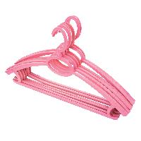 Plastic Hangers With Rotating Hook