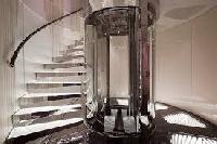 glass elevators