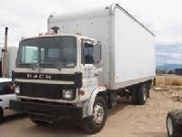 Second Hand Trucks
