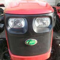 FRP Tractor Front Headlight Bezel