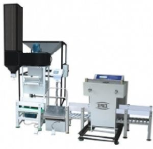 4e861f1cfd4 Cashew Vacuum Packaging System. Double Chamber Vacuum Packaging Machine