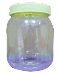 Plastic Pet Jars