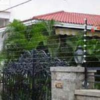 Domestic Solar Fencing System