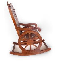 Wood Chariot