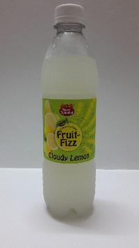 Cloudy Lemon Fizzy Aerated Drinks