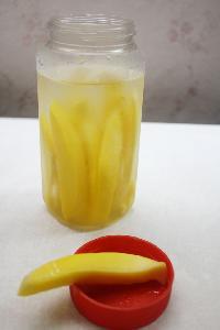 Green Mango Water Syrup