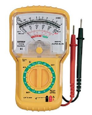 Analog Multimeter