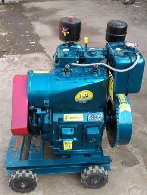 Air Cooled Engine Blower Type