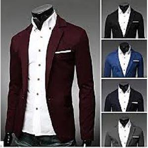 Mens Party Wear Coat