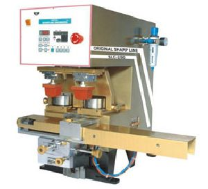 Double Color Pad Printing Machines