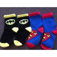 Kids Superhero Ankle Socks