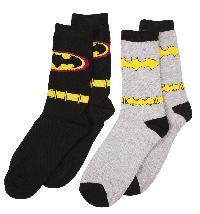 Kids Superhero Full Size Terry Socks