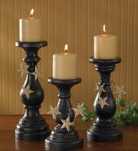 Candle Pillars