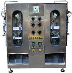 Automatic Oil Pouch Packing Machine
