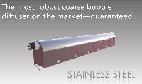 coarse bubble diffuser