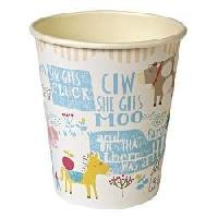210 ml Printed Disposable Paper Cups
