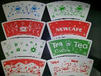 Disposable Printed Paper Cup Blanks