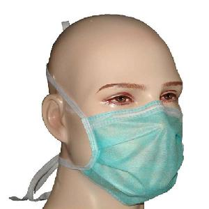 Disposable Bacteria Face Mask