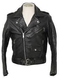Motorcycle Leather Jacket