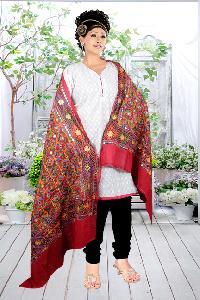 Chiffon Embroidery Dupatta