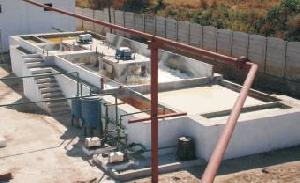 Effluent Water Treatment Plant Turnkey Project